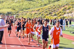 Track and Field vs Steele Canyon