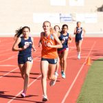 Valhalla High School Girls Junior Varsity Track finishes 2nd place