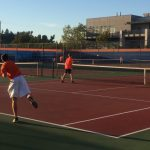 Valhalla High School Boys Varsity Tennis beat West Hills High School 16-2