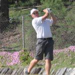 Valhalla High School Boys Varsity Golf beat Granite Hills High School 190-207