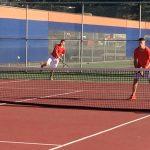Valhalla High School Boys Varsity Tennis falls to Patrick Henry High School 12-6