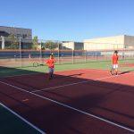 Valhalla High School Boys Junior Varsity Tennis beat Patrick Henry High School 10-8