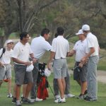 Valhalla High School Boys Varsity Golf beat Grossmont High School 199-226