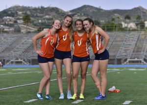 Track and Field vs Granite Hills Photos