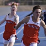 Valhalla High School Boys Varsity Track finishes 2nd place