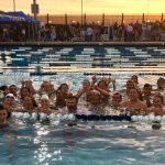 Valhalla High School Boys Varsity Swimming beat Steele Canyon High School 101-85