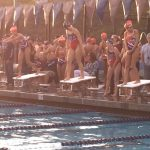 Valhalla High School Girls Junior Varsity Swimming beat Steele Canyon High School 95-75