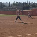 Valhalla High School Varsity Softball falls to Steele Canyon High School 5-4