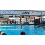 Valhalla High School Girls Varsity Swimming finishes 20th place