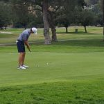 Boys Varsity Golf – Cameron Sisk finishes 5th place in State Regionals