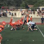 Valhalla Freshman Football falls to Granite Hills 28-7