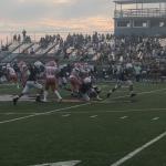 Valhalla High School Junior Varsity Football falls to Granite Hills 33-0