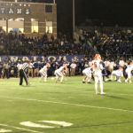 Valhalla High School Varsity Football falls to Eastlake High School 38-7