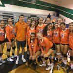 Valhalla High School Girls Junior Varsity Volleyball beat Helix High School 2-0