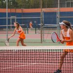 Girls Tennis - Sept 2017