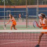 Girls Tennis - Sept 2017