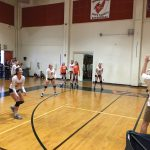 Valhalla High School Girls Junior Varsity Volleyball beat Steele Canyon High School 2-1