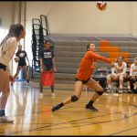 Valhalla High School Girls Varsity Volleyball falls to Steele Canyon High School 3-1