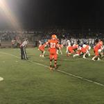 Valhalla High School Varsity Football falls to Otay Ranch High School 21-7