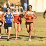 Valhalla High School Girls Varsity Cross Country beat West Hills High School 26-31