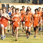 Valhalla High School Boys Junior Varsity Cross Country beat West Hills High School 17-45