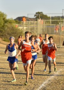 X-Country West Hills Dual Meet Photos