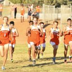 Valhalla High School Boys Varsity Cross Country falls to Steele Canyon High School 28-30