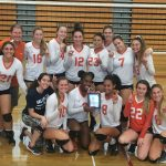 Girls Volleyball Wins SoCal Invitational – Silver