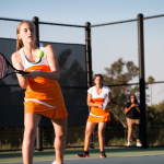 Valhalla High School Girls Varsity Tennis falls to Steele Canyon High School 16-2