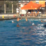 Valhalla High School Boys Varsity Water Polo beat University City High School 16-13
