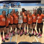 Valhalla High School Girls Freshman Volleyball falls to Granite Hills 2-0