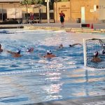 Valhalla High School Boys Varsity Water Polo beat Granite Hills High School 11-9
