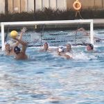 Valhalla High School Boys Varsity Water Polo beat Poway High School 11-8