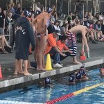 Valhalla High School Boys Varsity Water Polo beat Alta Loma High School 11-8