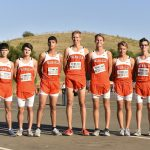 Valhalla High School Boys Varsity Cross Country finishes 4th place