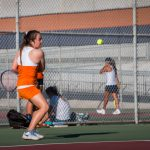 Girls Tennis - JV Tournament
