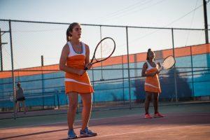 Girls Tennis – JV Tournament