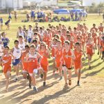 Valhalla High School Boys Junior Varsity Cross Country beat Grossmont High School 18-45