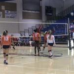 Girls Volleyball beats Christian 3-1 in CIF Playoffs.