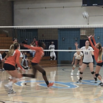 Girls Volleyball Put a Scare into #1 Seed Uni City