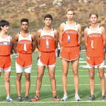 Valhalla High School Boys Varsity Cross Country finishes 3rd place