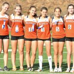 Valhalla High School Girls Varsity Cross Country finishes 2nd place
