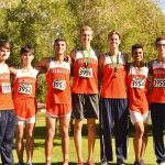 Valhalla High School Boys Varsity Cross Country finishes 7th place