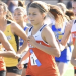 Freshmen Peri Kraft finishes 60th out of 185 at State Meet