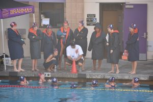 Girls Polo at Claremont Tourney