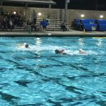 Girls Freshman Water Polo falls to Coronado 4 – 1