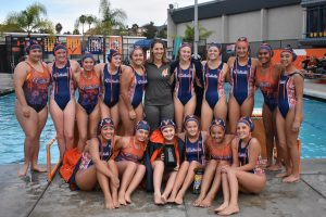 JV Girls Water Polo – Winter Classic Champs