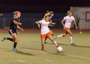 Girls Soccer vs Westview