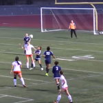 Girls Varsity Soccer beats Bonita Vista 1 – 0
