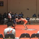 Boys Varsity Wrestling finishes 2nd place at Valhalla